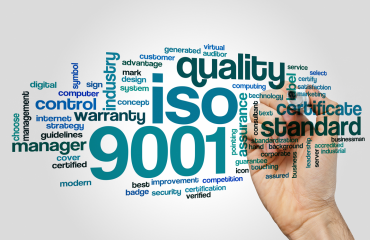 Badan Sertifikasi ISO 9001 2015